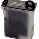 Brother Compatible LC02BK Black Ink cartridge (LC02 Series)