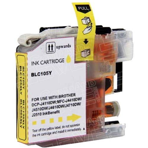 INK-BROTHER-LC105Y-2