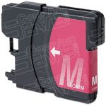 Brother Compatible LC65M High Yield Magenta Ink cartridge (LC65 Series)