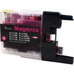 Brother Compatible LC75M High Yield Magenta Ink cartridge (LC75 Series)