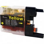 Brother Compatible LC75Y High Yield Yellow Ink cartridge (LC75 Series)