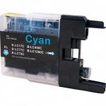 Brother Compatible LC79C Super High Yield XXL Cyan Ink cartridge (LC79 Series)