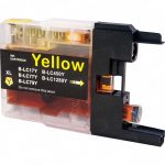 Brother Compatible LC79Y Super High Yield XXL Yellow Ink cartridge (LC79 Series)