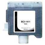 Canon BCI-1411BK (BCI-1411) Black Compatible Inkjet Cartridge for Canon W7200/W8200 Printers