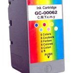 Canon BCI-62 Compatible PC BJ Ink Tank Cartridges