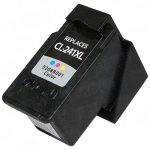 Replacement for Canon CL-241XL CL241XL High Yield Color Inkjet Cartridge