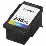Replacement for Canon CL-246XL CL246XL High Yield Color Inkjet Cartridge
