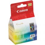 Canon OEM CL-41 Genuine Color Inkjet Cartridge