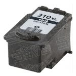 Replacement for Canon PG-210XL PG210XL High Yield Black Inkjet Cartridge
