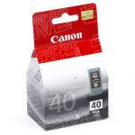 Canon OEM PG-40 Genuine Black Inkjet Cartridge