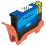 Compatible (Series 32) High Yield Cyan Ink Cartridge N06MK for Dell V525w & V725w Printers