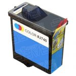 Replacement for Dell Color T0602 (Series 3) Inkjet Cartridge