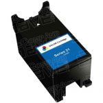 Compatible (Series 21) Color Ink Cartridge Y499D for Dell V313 Printers