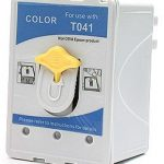Remanufactured Color InkJet Cartridge for Stylus C62 – replaces Epson T041020