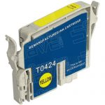 Remanufactured Yellow Inkjet Cartridge for Stylus C82/CX5400 Printers – replaces Epson T042420