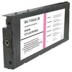 Remanufactured Pigment Light Magenata InkJet Cartridge for Stylus Pro 9600 Printer – replaces Epson T544600