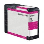 Remanufactured T5803 Pigment Magenta Inkjet Cartridge for Epson Stylus Pro 3800 Printer 80ml
