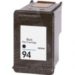 Replacement for Hewlett Packard C8765WN (HP 94 Black) Ink Cartridge