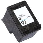 Replacement for Hewlett Packard C9362WN (HP 92 Black) Ink Cartridge