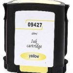 Replacement for Hewlett Packard C9427A (HP 85 Yellow) Ink Cartridge