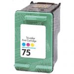 Replacement for Hewlett Packard (HP) CB337WN (HP75 Tri Color) Ink Cartridge