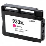 Replacement for Hewlett Packard CN055AN / HP 933XL High Yield Magenta Ink Cartridge