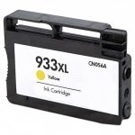 Replacement for Hewlett Packard CN056AN / HP 933XL High Yield Yellow Ink Cartridge