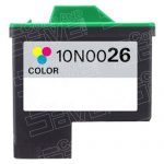 Replacement for Lexmark 10N0026 (#26) Color Ink Cartridge