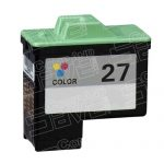 Replacement for Lexmark 10N0227 (#27) Color Ink Cartridge