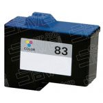 Replacement for Lexmark 18L0042 (#83) Color Inkjet Cartridge for ColorJet Z55/Z65