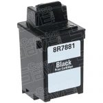 Replacement for Xerox 8R7881 Black Inkjet Cartridge