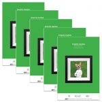 Premium Glossy Inkjet Photo Paper (11″ x 17″) 100 sheets – Resin Coated