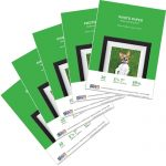 Premium Lustre Inkjet Photo Paper (5″X7″) 100 sheets – Resin Coated