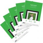 Premium Matte Inkjet Photo Paper (5″X7″) 100 sheets – Resin Coated