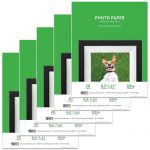 Premium Matte Inkjet Photo Paper (8.5″X11″) 100 sheets – Resin Coated