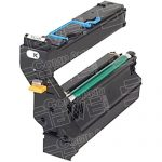 Replacement for Konica-Minolta Magicolor 5430 / 5450 1710580-001 Black Laser Toner Cartridge