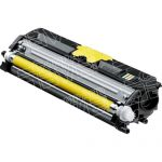 Compatible Konica-Minolta MagiColor 1600W (1600) A0V306F High Yield Yellow Laser Toner Cartridge