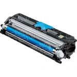 Compatible Konica-Minolta MagiColor 1600W (1600) A0V30HF High Yield Cyan Laser Toner Cartridge
