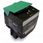 Replacement Extra High Yield Black Laser Toner Cartridge for Lexmark C546U1KG