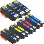 Remanufactured Epson #273XL T273XL (Set of 11) High Yield Ink Cartridge: 3 Black, 2 Photo Black, 2 Cyan, 2 Magenta & 2 Yellow