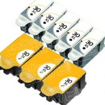 New Compatible #30XL High Yield 1550532 Black & 1341080 Color (Combo 8-Pack) Ink Cartridge for Kodak Printers