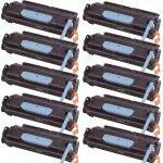 Replacement for Canon 106 (Bulk Set of 10-Pack) Black Laser Toner Cartridge (0264B001AA)