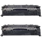 Replacement for Canon 119 II (Bulk Set of 2-Pack) High Yield Black Laser Toner Cartridge (3480B001AA)