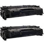 Replacement for Canon 120 (Combo-Pack of 2) Black Laser Toner Cartridge (2617B001AA)