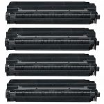 Replacement for Canon E-40 E40 (Combo-Pack of 4) Black Laser Toner Cartridge (1491A002AA)