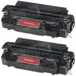 Replacement (2-Pack) Black Laser Toner Cartridge for Canon 6812A001AA (L-50)