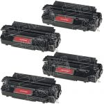 Replacement (4-Pack) Black Laser Toner Cartridge for Canon 6812A001AA (L-50)