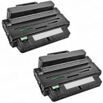Replacement Toner to replace Dell 593-BBBJ (8PTH4) Toner Cartridge for Dell B2375 (2-Pack)