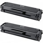 Compatible Dell 331-7335 (HF442) Black Toner Cartridge for Dell B1160 & B1160w Printer (Bulk Set of 2-Pack)