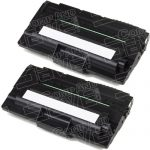 Compatible Dell 310-5417 (X5015) Combo Pack of 2 Black Toner Cartridge for Dell 1600 / 1600n Laser Printer
